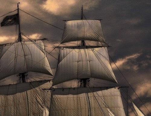 Sails using shaders in Godot